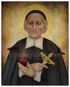 Eudes Szent János: Jézus csodálatos Szíve